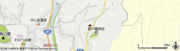 大分県玖珠郡玖珠町森1646周辺の地図