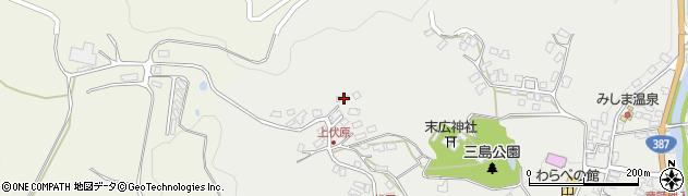 大分県玖珠郡玖珠町森1623周辺の地図
