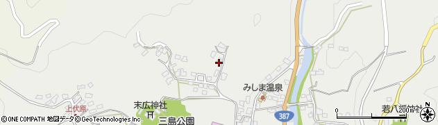 大分県玖珠郡玖珠町森1839周辺の地図