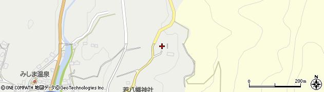 大分県玖珠郡玖珠町帆足1502周辺の地図