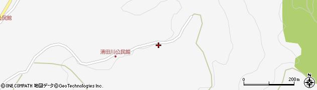 大分県玖珠郡玖珠町四日市2062周辺の地図