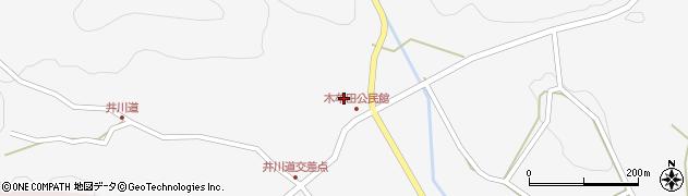 大分県玖珠郡玖珠町四日市2972周辺の地図