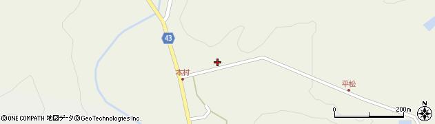 大分県玖珠郡玖珠町太田568周辺の地図