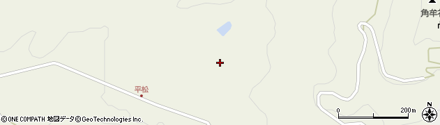 大分県玖珠郡玖珠町太田500周辺の地図