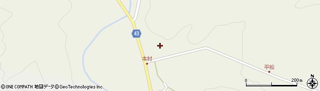 大分県玖珠郡玖珠町太田631周辺の地図