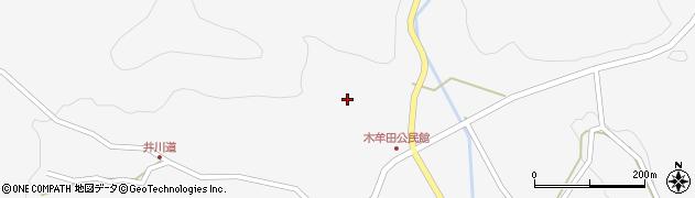 大分県玖珠郡玖珠町四日市3002周辺の地図