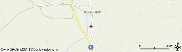 大分県玖珠郡玖珠町太田2304周辺の地図