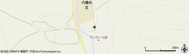 大分県玖珠郡玖珠町太田2295周辺の地図