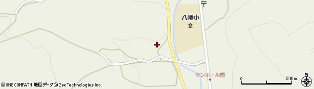 大分県玖珠郡玖珠町太田1446周辺の地図