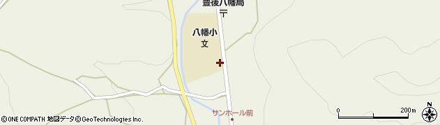 大分県玖珠郡玖珠町太田2290周辺の地図