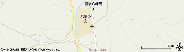 大分県玖珠郡玖珠町太田2289周辺の地図