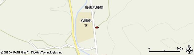 大分県玖珠郡玖珠町太田2287周辺の地図