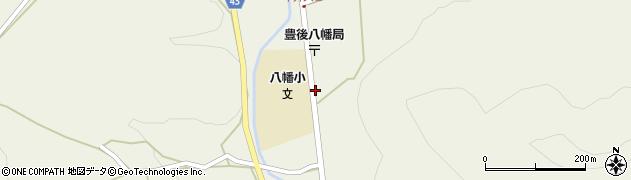 大分県玖珠郡玖珠町太田2284周辺の地図