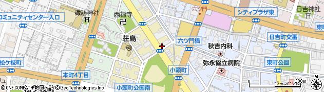 彩ゆう堂小頭町薬局周辺の地図