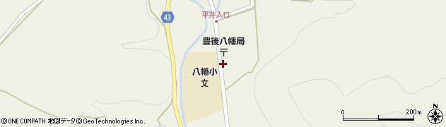 大分県玖珠郡玖珠町太田2285周辺の地図