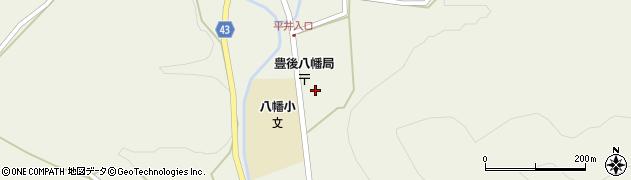 大分県玖珠郡玖珠町太田2282周辺の地図