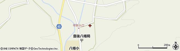 大分県玖珠郡玖珠町太田2275周辺の地図