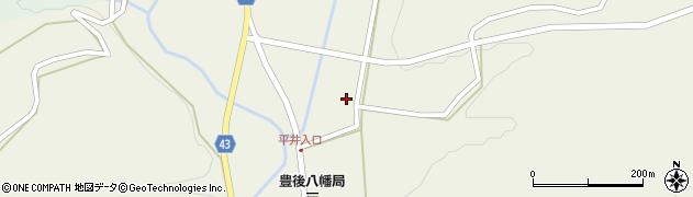 大分県玖珠郡玖珠町太田2271周辺の地図
