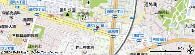 アールグレイ周辺の地図