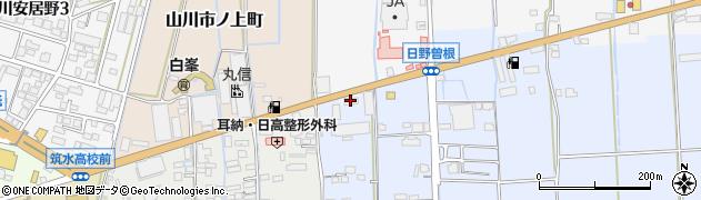 マルキュー整備株式会社周辺の地図