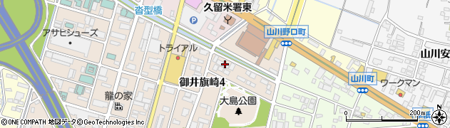 株式会社伊吹産業 九州営業所周辺の地図