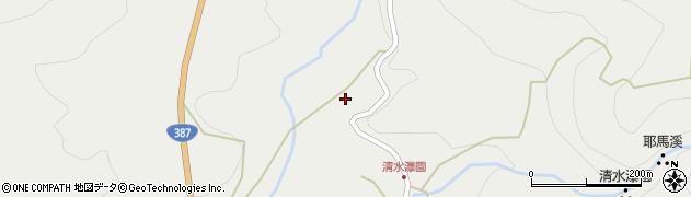 大分県玖珠郡玖珠町森3001周辺の地図