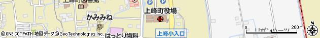 佐賀県三養基郡上峰町周辺の地図