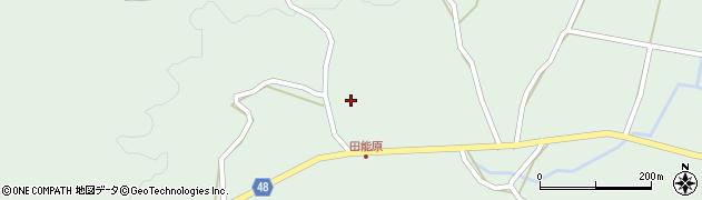 大分県玖珠郡玖珠町山下1351周辺の地図