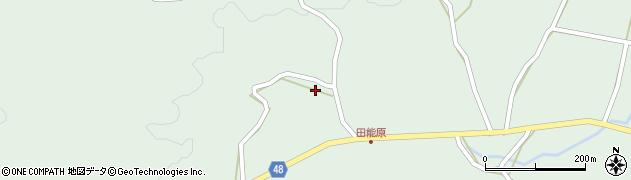 大分県玖珠郡玖珠町山下1318周辺の地図