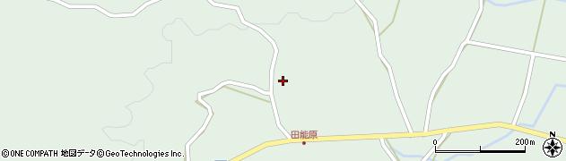 大分県玖珠郡玖珠町山下1350周辺の地図