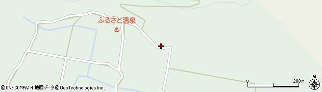 大分県玖珠郡玖珠町山下1881周辺の地図