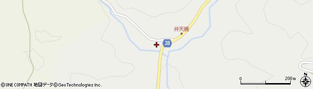 大分県玖珠郡玖珠町森2864周辺の地図