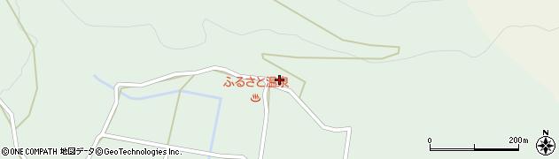 大分県玖珠郡玖珠町山下1850周辺の地図