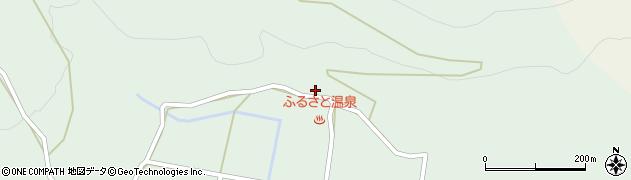 大分県玖珠郡玖珠町山下2270周辺の地図