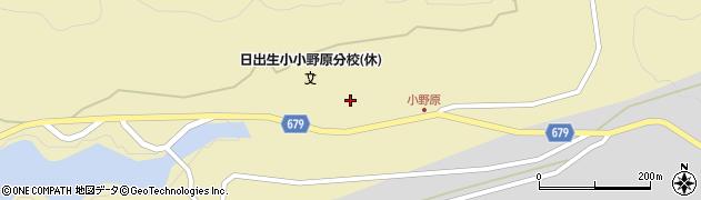 大分県玖珠郡玖珠町日出生946周辺の地図