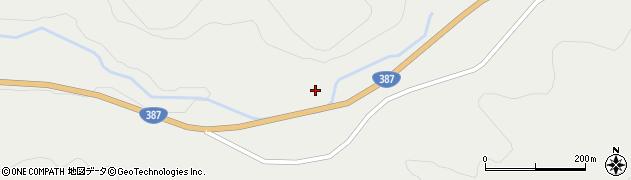 大分県玖珠郡玖珠町森4111周辺の地図