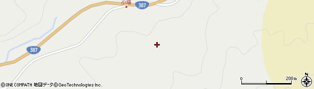 大分県玖珠郡玖珠町森小場周辺の地図