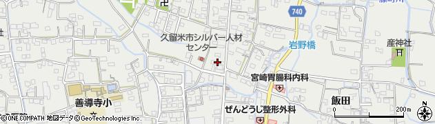 有限会社中村製畳店周辺の地図