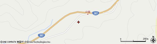 大分県玖珠郡玖珠町森4209周辺の地図