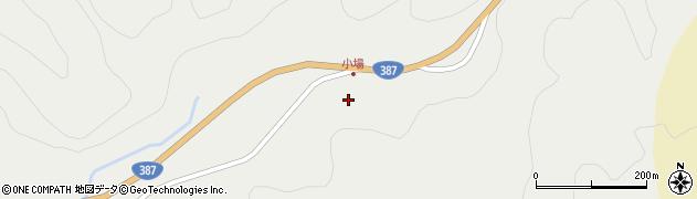 大分県玖珠郡玖珠町森4260周辺の地図