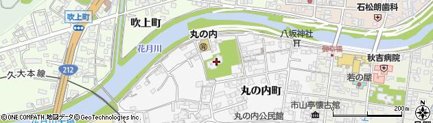 大超寺周辺の地図