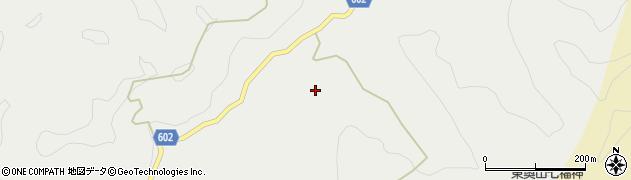 大分県玖珠郡玖珠町日出生谷川内周辺の地図