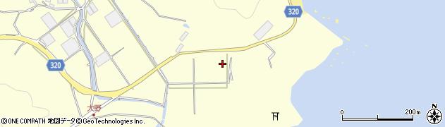 久礼須崎線周辺の地図