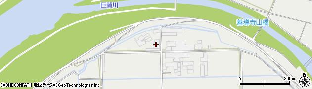 JAくるめ共同育苗センター周辺の地図