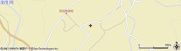 大分県玖珠郡玖珠町日出生2415周辺の地図