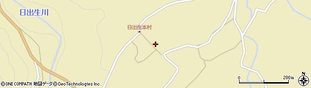 大分県玖珠郡玖珠町日出生2423周辺の地図