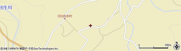 大分県玖珠郡玖珠町日出生2234周辺の地図