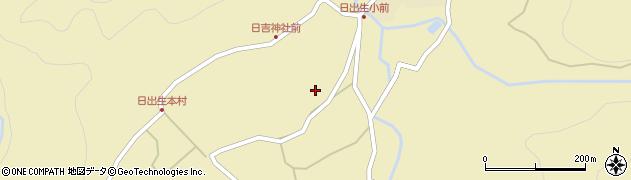 大分県玖珠郡玖珠町日出生2219周辺の地図