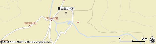 大分県玖珠郡玖珠町日出生2045周辺の地図