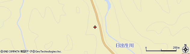 大分県玖珠郡玖珠町日出生2783周辺の地図